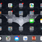 iPad de Álvaro Ruiz