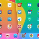 iPad de Amel Fernández