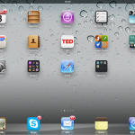 iPad de Belén Arcones