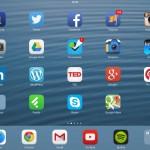 iPad de Daniel Iglesias