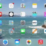 iPad de Fernando Calerón