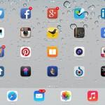 iPad de Frenchy Oubiña