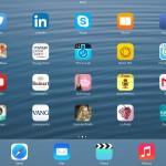 iPad de Izaskun Gurruchaga