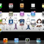 iPad de Jasmín Rovira