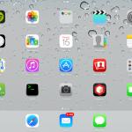 iPad de Javier Padilla