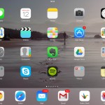 iPad de Jesús Callejo