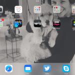 iPad de Maïder Tomasena