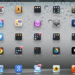 iPad de María Bretón