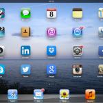 iPad de Mercedes Gutiérrez de Terán