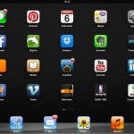 iPad de Miguel Rúa