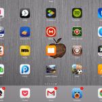iPad de Ramón Arcas