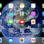 iPad de Santiago Vázquez