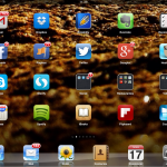 iPad de Víctor Gómez
