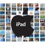 Capturas de pantallas de iPad y apps más usadas de 108 personas