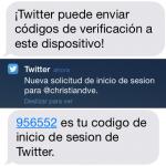 Activar la verificación de inicio de sesión en Twitter