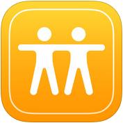 """dd3e210ab La aplicación gratuita de Apple """"Buscar a mis amigos"""" (Find my friends)  lleva en servicio desde el año 2011 y aparentemente no tiene mucho éxito ..."""