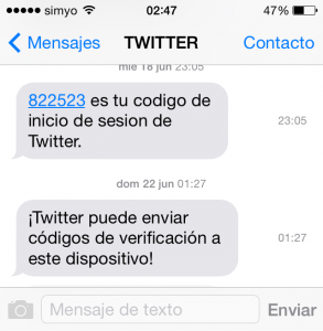 Mostrar la hora de los mensajes (SMS) y de iMessage en iOS 7 y posteriores