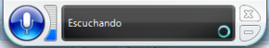 Dictando - Reconocimiento de voz en Windows 8.1