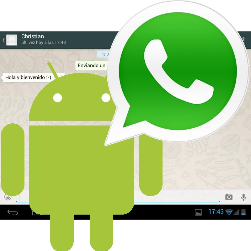 Instalar Whatsapp En Cualquier Tablet Android En 7 Pasos Y