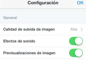 Twitter - Previsualización de imágenes