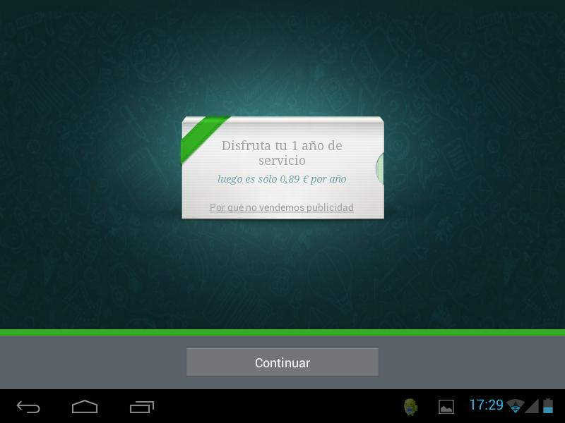 descargar whatsapp para tablet canaima 2016