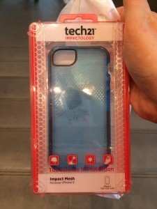 Funda para iPhone 5/iPhone 5S de Tech 21