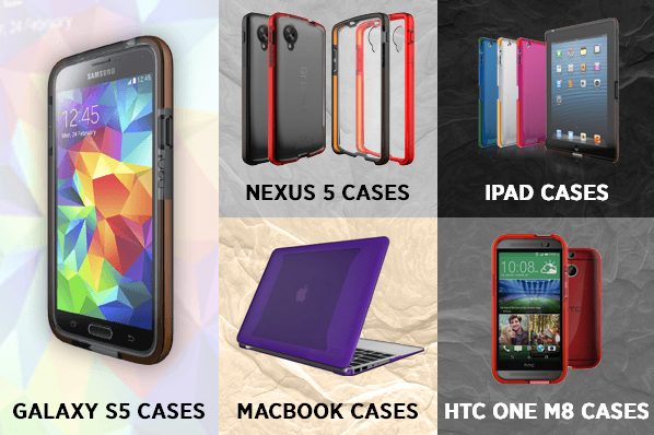 Fundas protectoras de Tech21 para Nexus 5, Windows Phone, iPad, etc...