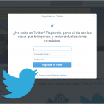 Alta en Twitter