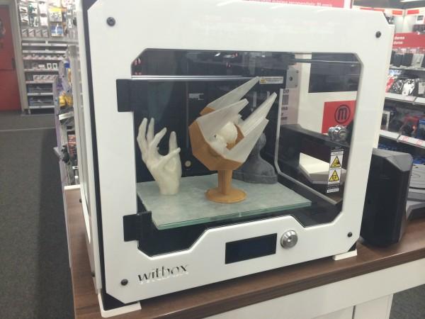 las impresoras 3d conforman el futuro