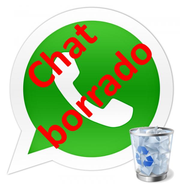 WhatsApp: Recuperar chats y conversaciones borradas