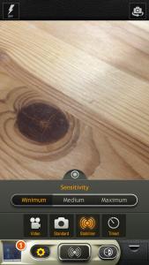 Estabilización de imágenes en KitCam