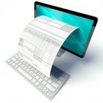 ¿Qué es la factura electrónica? Situación en España. La casa por el tejado