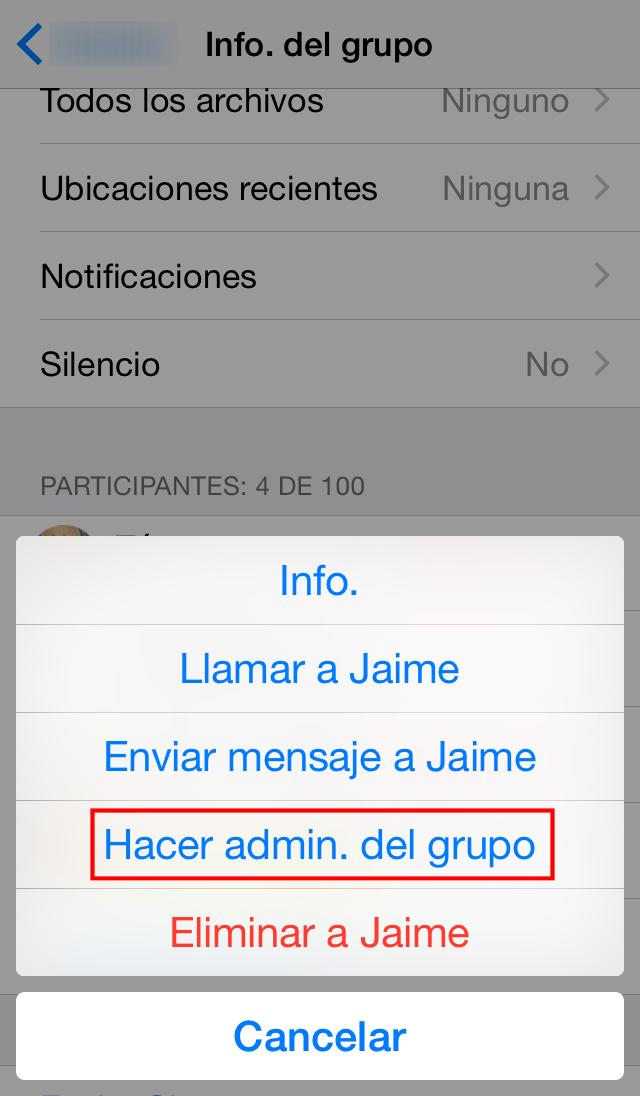 WhatsApp: Cómo cambiar, añadir y eliminar administradores de un ...