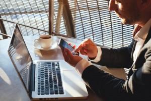 Los móviles se usan cada vez más para acceder a Internet
