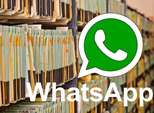 Archivar en WhatsApp
