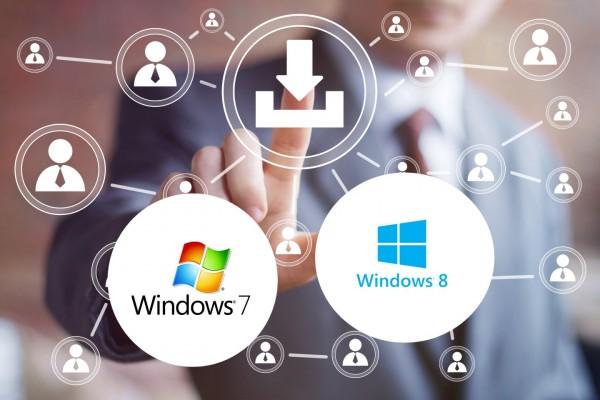Descargar y crear discos de instalación de Windows 7 y 8, 8.1, 8.1 Pro y Enterprise