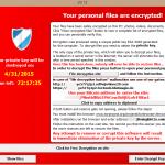 CryptoLocker, HELP_DECRYPT,...: borran todos tus datos. Qué hacer y soluciones (Actualizado 05.2016)