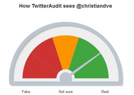 Cómo ve la cuenta christiandve