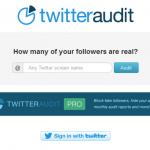 TwitterAudit: ¿Cuántos seguidores falsos tienes en Twitter?  Top 10 que más compra en España