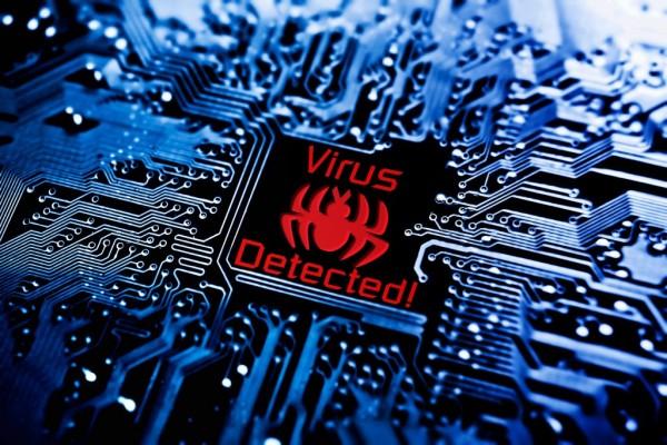 Virus detectado