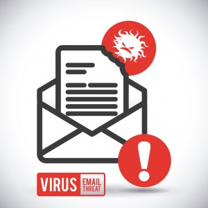 Virus en el mail