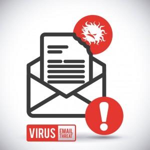 Virus en el mail: no a través de Gmail o te inhabilita la cuenta