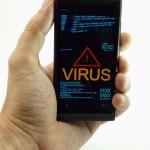 Virus en el móvil: cuidado