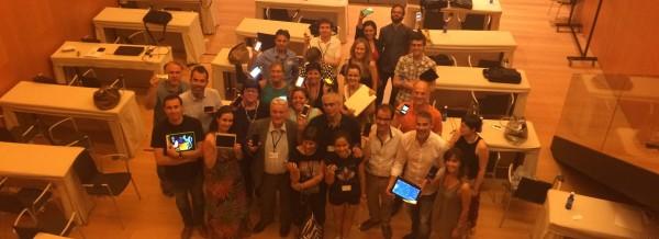 Foto de familia de #MúsicaySM II edición