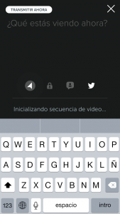 Periscope para iPhone