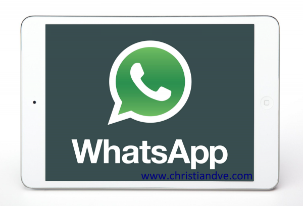 WhatsApp en el iPad