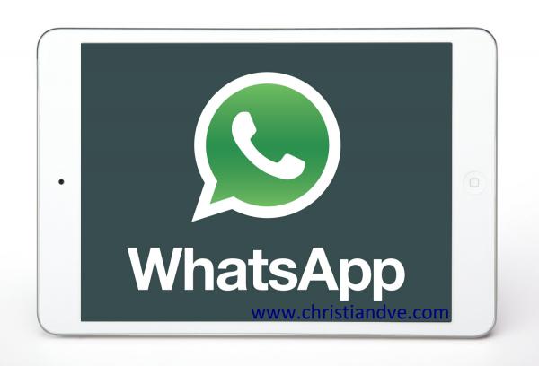 WhatsApp en el iPad