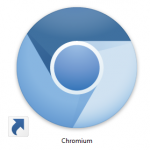 Acceso directo a Chromium