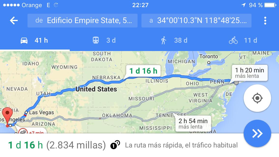 C mo buscar por coordenadas gps en google maps y apple maps for Buscar direccion de un telefono