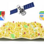 Cómo buscar por coordenadas GPS en Google Maps y Apple Maps en iOS y Android